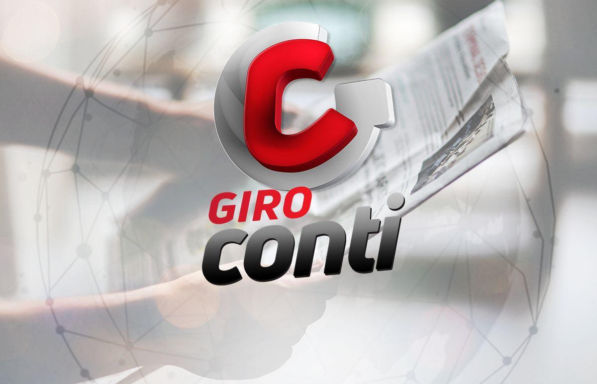 Giro Conti parte 01 - Sexta Feira 31/07