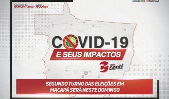 Segundo turno das eleições em Macapá será neste domingo