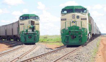 Governador assina contrato de da 1ª ferrovia do Estado em três municípios (Crédito: Secom-MT)