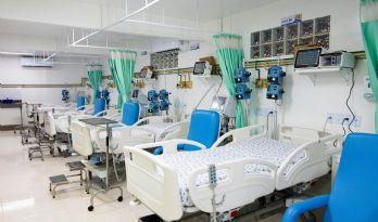 Governo disponibiliza 10 leitos de UTI no Hospital Estadual Santa Casa (Crédito: Marcos Vergueiro)