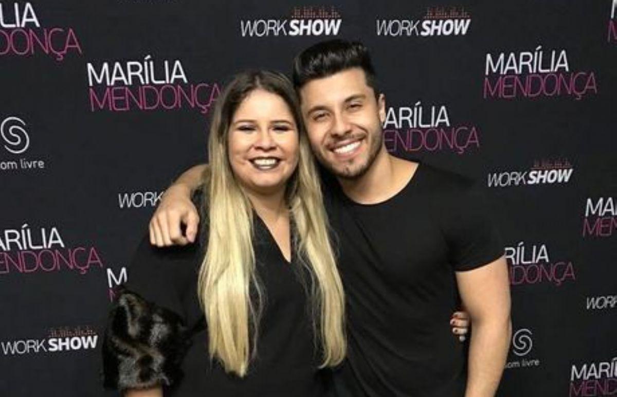 Grávida, Marília Mendonça se define: 'Sou a mulher mais feliz'