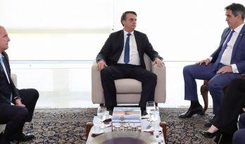 Bolsonaro recria Ministério do Trabalho para Onyx e nomeia Ciro na Casa Civil (Crédito: Marcos Côrrea/PR)