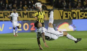 Sul-Americana: com golaços, Athletico-PR vence e fica perto da final (Crédito: Reprodução)
